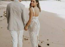 20 Perfect Beach Wedding Dresses For Second Marriage Over