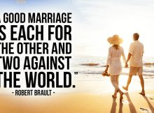 50+ Best Happy Married Life Quotes, Wishes & Messages For