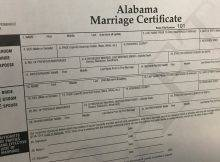 Bill To End Alabama Marriage Licenses Moves Closer To