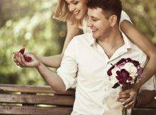 Romantic Marriage Proposal Stock Photo 02 Free Download
