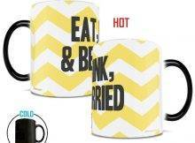 Wedding Collection (Eat Drink Be Married) Morphing Mugs
