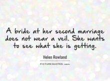 Wedding Quotes For Second Marriages. Quotesgram
