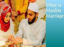 What Is Muslim Marriage - Youtube