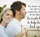 When He Falls | Feeling Distant, Anniversary Quotes For